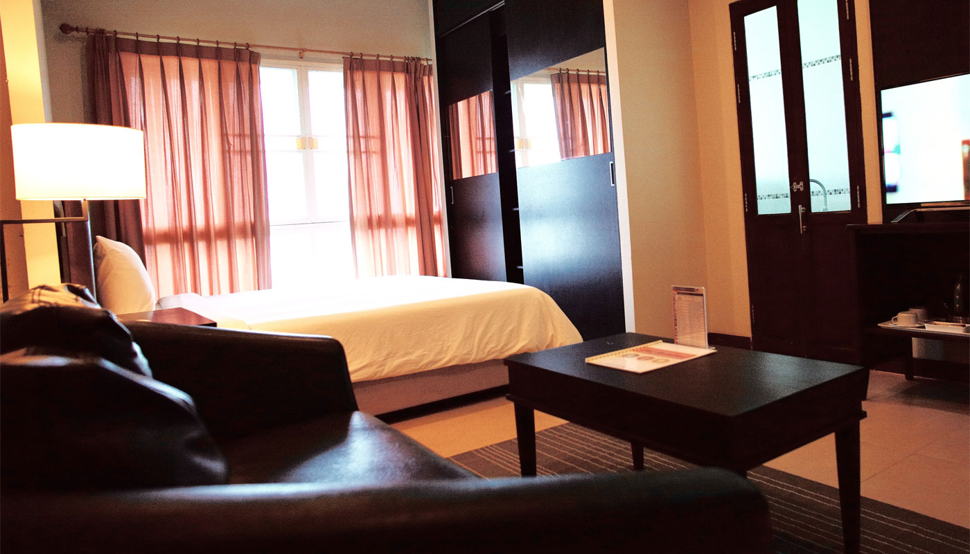 Studio Room J Park Hotel Hotel In Chonburi
